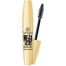 DERMACOL Mega Lashes Mascara - černá 13 ml