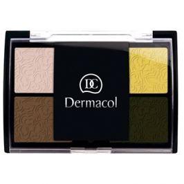DERMACOL Quattro Eye Shadow č. 3  2 × 1,5 g