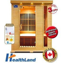 HealthLand Deluxe 3003 Carbon