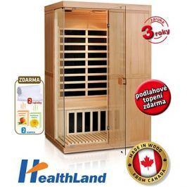 HealthLand Deluxe 2200 CARBON