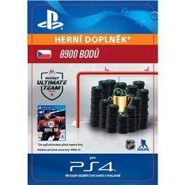 8900 NHL 18 Points Pack - PS4 CZ Digital