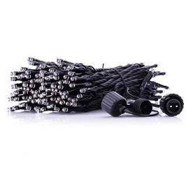 EMOS Spojovací LED řetěz – krápníky, 2,5m, studená bílá