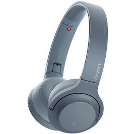 Sony Hi-Res WH-H800 modrá