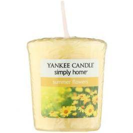 YANKEE CANDLE votivní svíčka 49g Summer Flowers