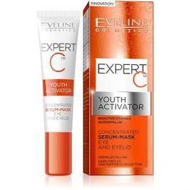 EVELINE COSMETICS Expert C Youth Activator Serum- Mask Eye And Eyelid 15 ml