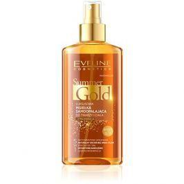 EVELINE COSMETICS Summer Gold Self Tanning Face&Body Dark Skin 150 ml
