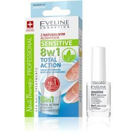 EVELINE COSMETICS Spa Nail Total Action 8 In 1 Sensitive 12 ml