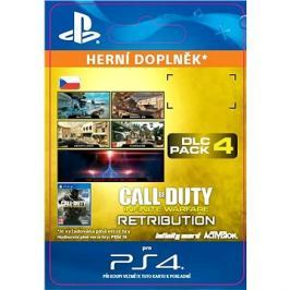 Call of Duty: Infinite Warfare DLC 4: Retribution - PS4 CZ Digital