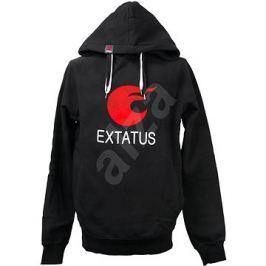 eXtatus fanouškovská mikina černá