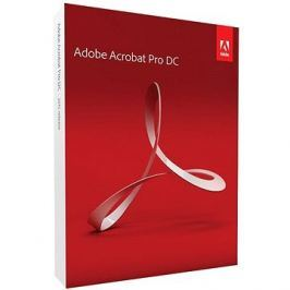 Adobe Acrobat Pro DC v 2017 CZ MAC