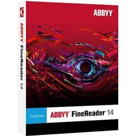ABBYY FineReader 14 Corporate Upgrade (elektronická licence)