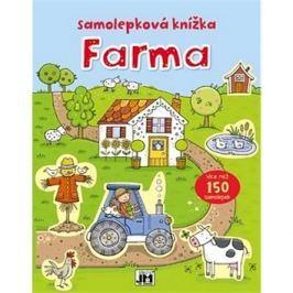 Farma: Samolepková knížka