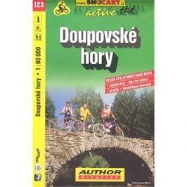 Doupovské hory 1:60 000: 123