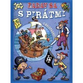 Zabav sa s pirátmi: S nálepkami