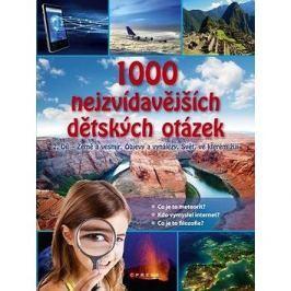1000 nejzvídavějších dětských otázek: 2. díl - Země a vesmír, Objevy a vynálezy, Svět, ve kterém žij