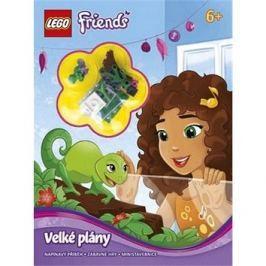 LEGO Friends Velké plány