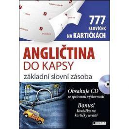 Angličtina do kapsy: základní slovní zásoba + CD se správnou výslovností
