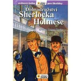 Dobrodružství Sherlocka Holmese: Světová četba pro školáky