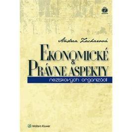 Ekonomické a právne aspekty: Neziskových organizácií