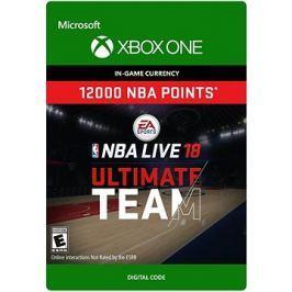 NBA LIVE 18: NBA UT 12000 Points Pack - Xbox One Digital