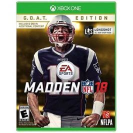 Madden NFL 18 - G.O.A.T. Squads Upgrade - Xbox One Digital