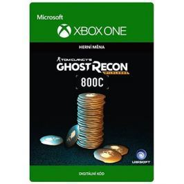 Tom Clancy's Ghost Recon Wildlands Currency pack 800 GR credits - Xbox One Digital