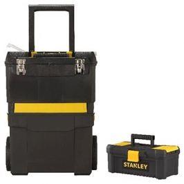 STANLEY Pojízdný box a box na nářadí 12.5