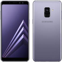 Samsung Galaxy A8 Duos šedý
