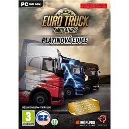 Euro Truck Simulator 2: Platinová edice
