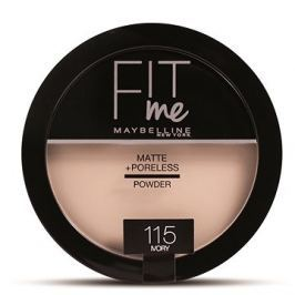 MAYBELLINE NEW YORK Fit Me Matte+Poreless 115 Ivory 14 g