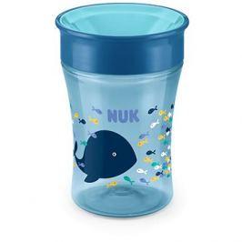 NUK hrnek Magic Cup 230 ml  modrý