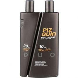 PIZ BUIN Moisturizing Lotion duo SPF10/20 300 ml