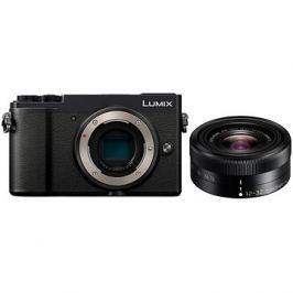 Panasonic Lumix DC-GX9 + 12-32 mm černý