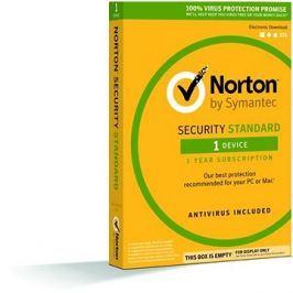 Symantec Norton Security Standard, 1 uživatel, 1 zař, 12 měs, 3 LICENCE ZA CENU 2  (elektronická lic