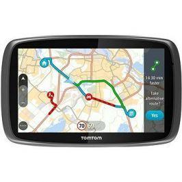 TomTom GO 5100 World, LIFETIME mapy