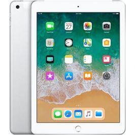 iPad 128GB WiFi Cellular Stříbrný 2018