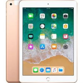 iPad 128GB WiFi Cellular Zlatý 2018