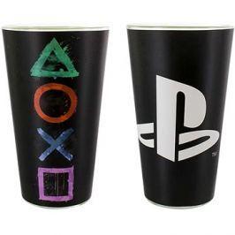 PlayStation - Sklenice s logem PS