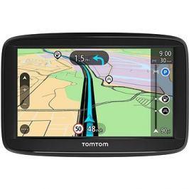 TomTom Start 52 Europe Lifetime mapy