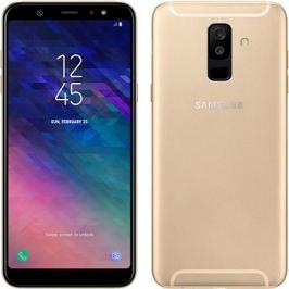 Samsung Galaxy A6+ zlatý