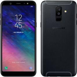Samsung Galaxy A6+ černý