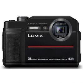 Panasonic LUMIX DMC-FT7 černý