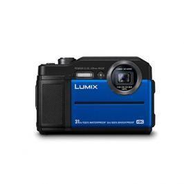 Panasonic LUMIX DMC-FT7 modrý