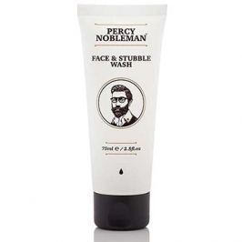 PERCY NOBLEMAN Face & Stubble Wash 75 ml