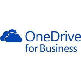 OneDrive for Business Plan 2 měsíční předplatné pro státní správu