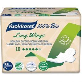VUOKKOSET 100% BIO Long Wings thin 10 ks