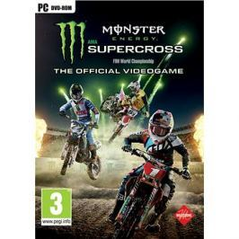 Monster Energy Supercross - The Official Videogame (PC) DIGITAL