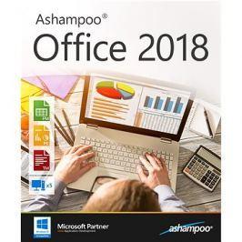 Ashampoo Office 2018 (elektronická licence)
