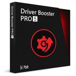 Driver Booster PRO 5 (elektronická licence)