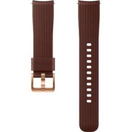 Samsung Galaxy Watch Silicone Band (20mm) Hnědá